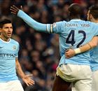 Man City tennistico, 6 goal al Tottenham