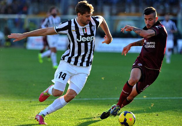 Livorno 0-2 Juventus: Llorente and Tevez seal comfortable win for champions