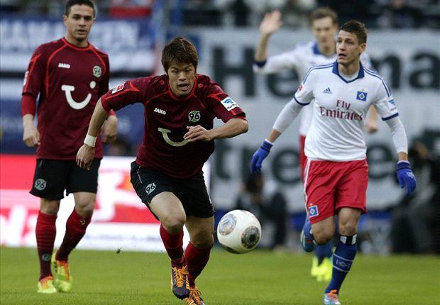 Hamburger SV stijgt naar de twaalfde plaats