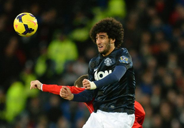 Manchester United fans should be patient with Fellaini, says Phil Neville