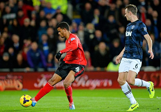 Cardiff City 2-2 Manchester United: Kim late show stuns champions