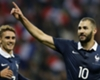 Benzema congratulates France
