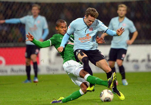 Mainz Curi Tiga Angka Di Markas Werder Bremen