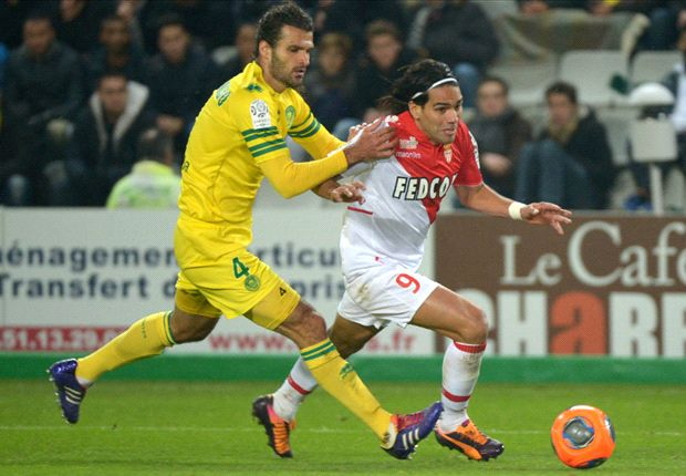 Ligue 1: Monaco beat Nantes to keep pressure on PSG