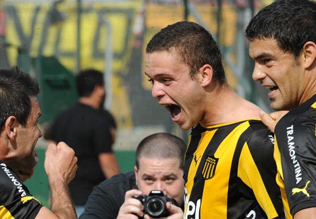 El juvenil Jonathan Rodríguez también tiene la confianza de Jorge Fossati