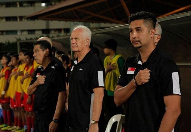 The Singapore U23 coach is confident his team will perform in the SEA Games (Photo: FAS)