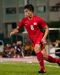 Hafiz Sujad, Singapur International