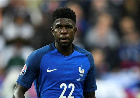 OFFICIAL: Barcelona sign Umtiti