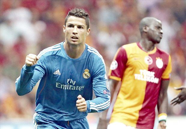 Können Galatasaray Sorgen bereiten - Cristiano Ronaldo
