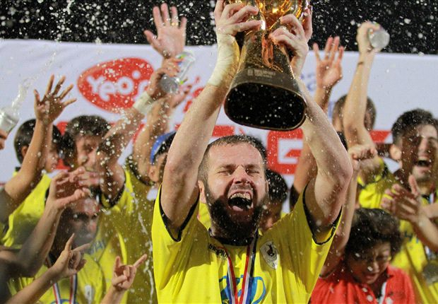 The S.League champions are three play-off matches away from the 2014 ACL group stages.