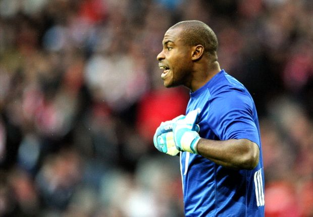 Vincent Enyeama wins Marc Vivien Foe award