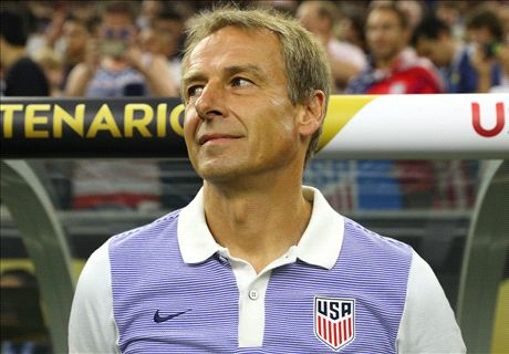 Is Klinsmann the right man for England?