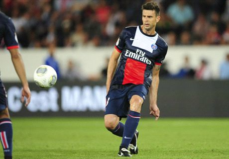 PSG confirms Motta broken nose