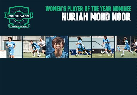 Nuriah happy with acknowledgement of women footballers