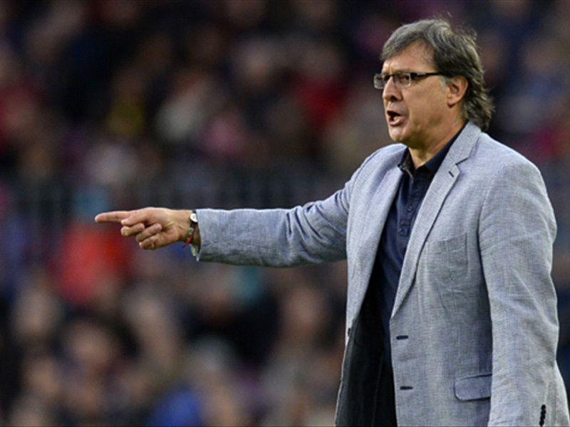 Barcelona deny rumours of Tata Martinos summer exit minutes after rumours spread [Quotes]