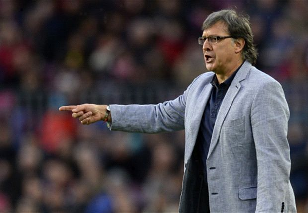 Barcelona boss Martino targets Guardiola's trophy haul