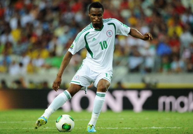 Goal Nigeria Player of the Year nominee: John Obi Mikel