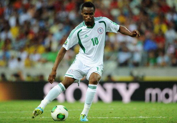 Goal Nigeria Player of the Year nominee: John Obi Mikel
