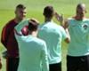 Pepe apunta a la final de la Euro