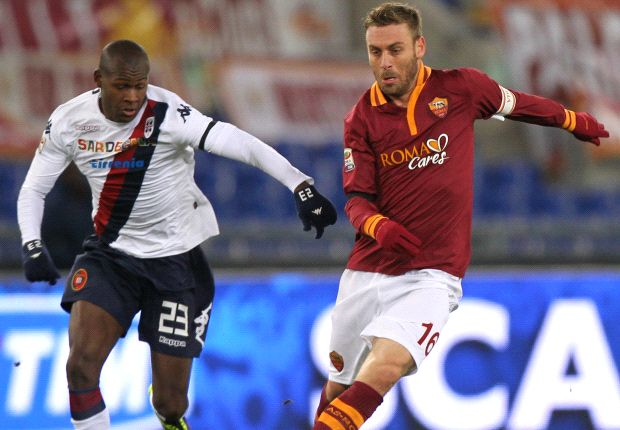 De Rossi: Roma still having a good season despite draws