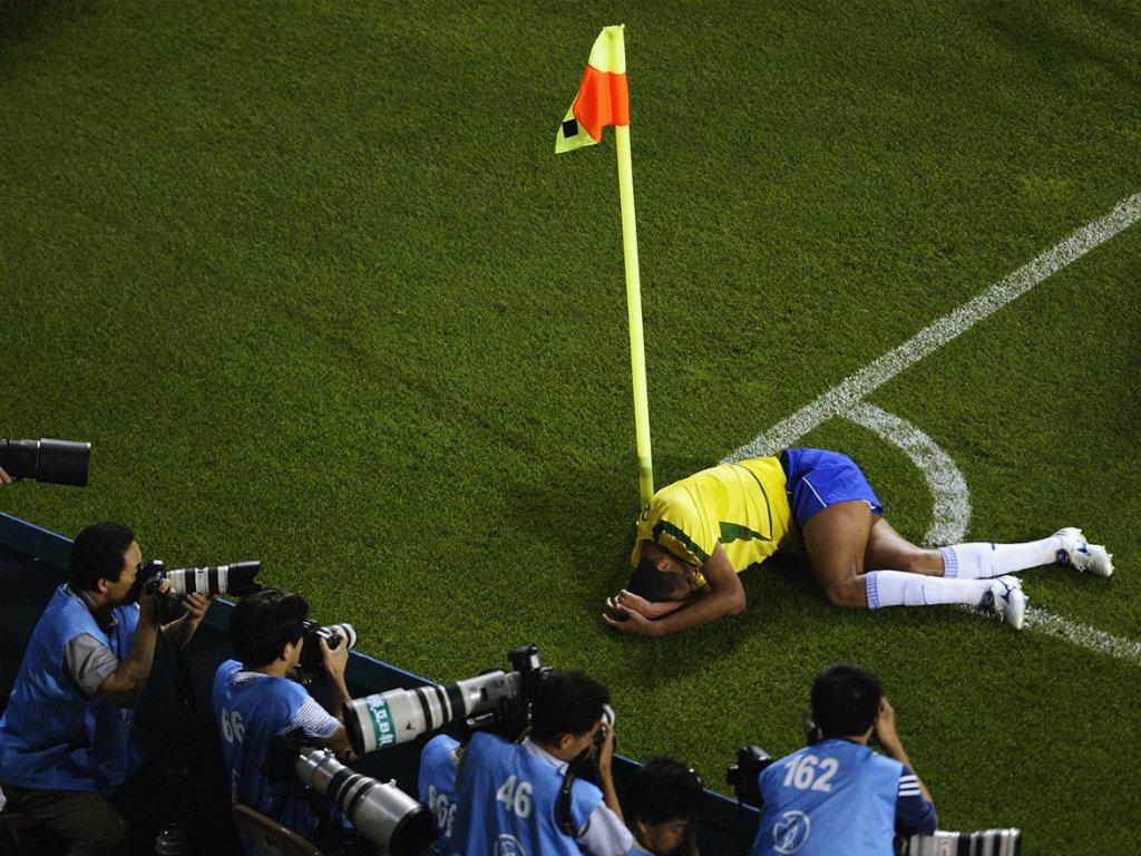 تمارض ریوالدو در دیدار برابر ترکیه جام جهانی 2002