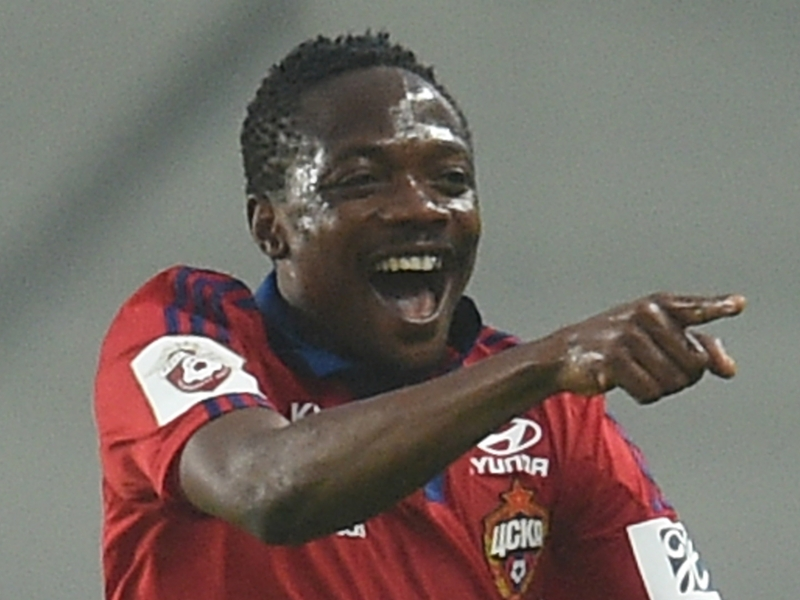 CSKA Moscow's Musa set for Europa League clash with Crvena Zvezda