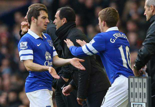 Baines has not played his last game for Everton, insists Martinez