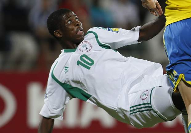 Manchester City to sign Nigerian wonderkid Iheanacho, according to player's father