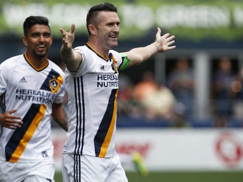 OFFICIEL - Robbie Keane quitte LA Galaxy