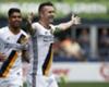 Galaxy confirm Keane exit