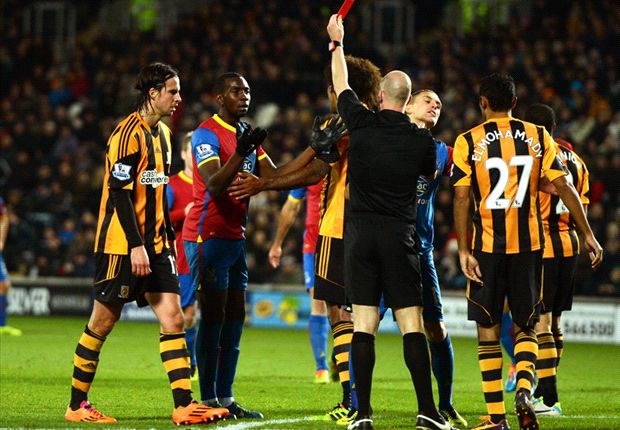 Bolasie to serve three-match ban after FA rejects red card appeal