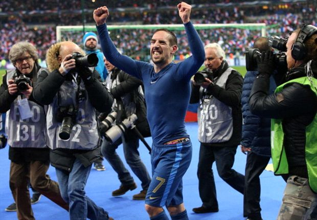 Didier Deschamps: Franck Ribery Seharusnya Menang Ballon D'Or