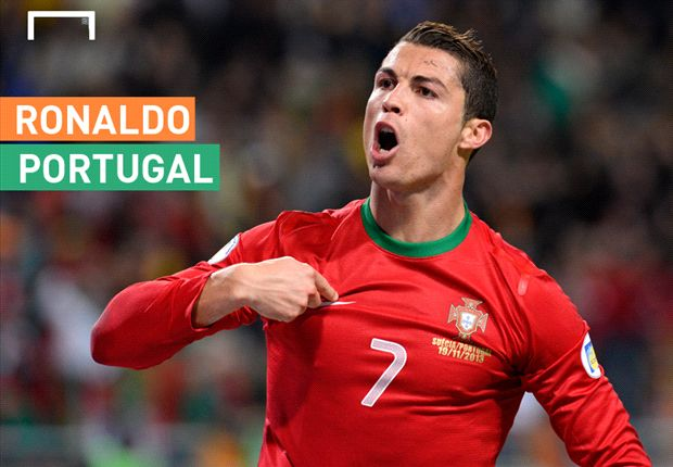 CR7, goleador y figura absoluta de Portugal