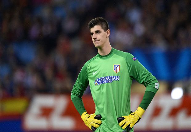 Courtois wants Chelsea future sorted before World Cup