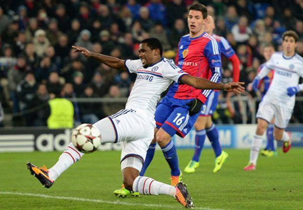 Eto'o could make Chelsea return at Sunderland