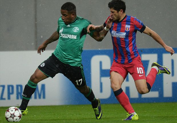 Steaua Bucharest 0-0 Schalke: Keller's side slip up in race for next round