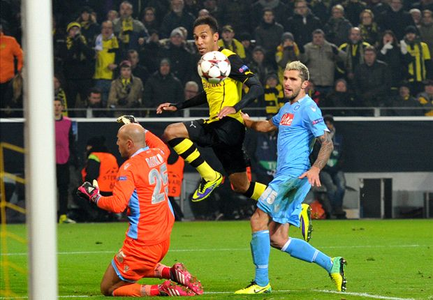 Aubameyang savours 'beautiful' goal