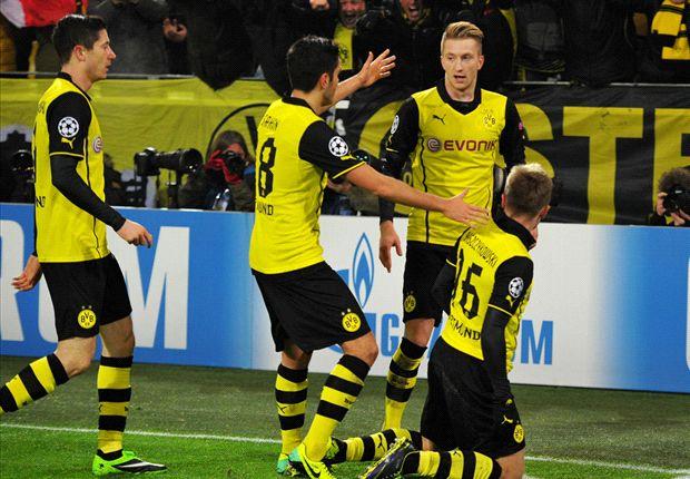 Borussia Dortmund viaja a Marsella por la clasificación