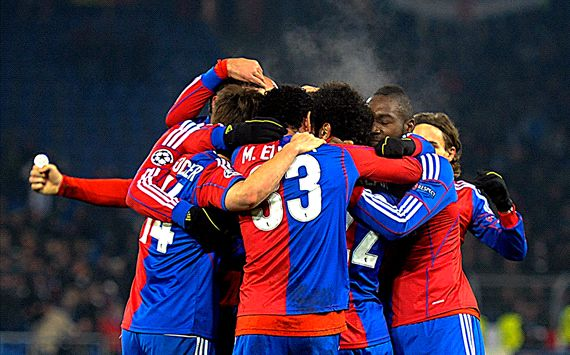 FC Basel Chelsea Champions League 11262013