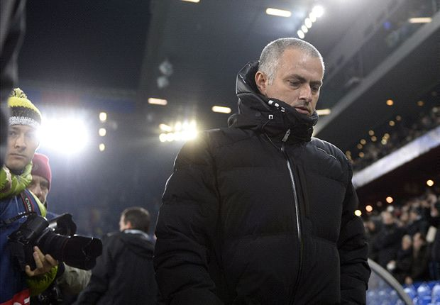 Mourinho: Chelsea will not buy a striker in January