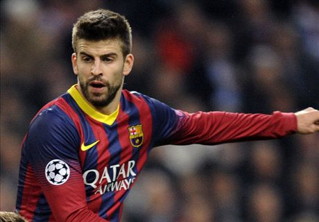 Pique wants end to comparisons with Guardiola's Barcelona