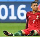 Ronaldo ruled out of Super Cup