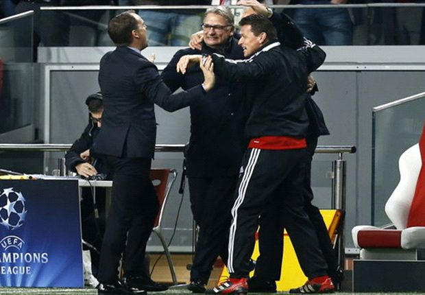 Ajax boss De Boer: Barcelona never expected this