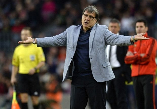 Martino: Barcelona lacked intensity