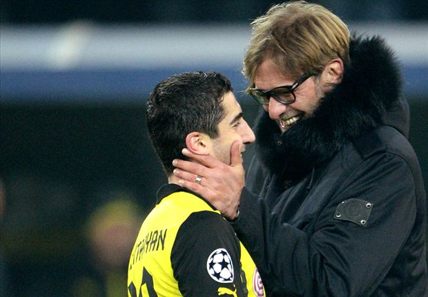 Klopp craves more from 'exceptional' Mkhitaryan