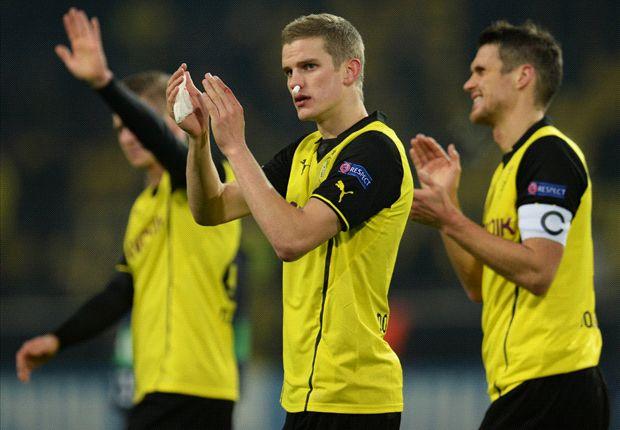 Sven Bender möchte mit dem BVB in der Rückrunde wieder angreifen