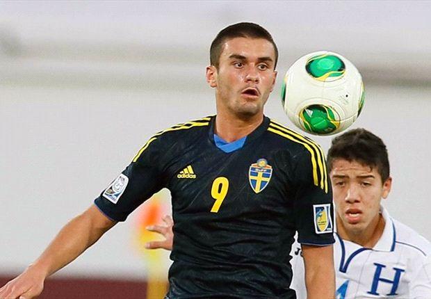 Il talento svedese Berisha vuole la Roma