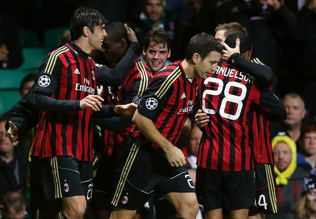Kaka: Celtic win will boost Milan
