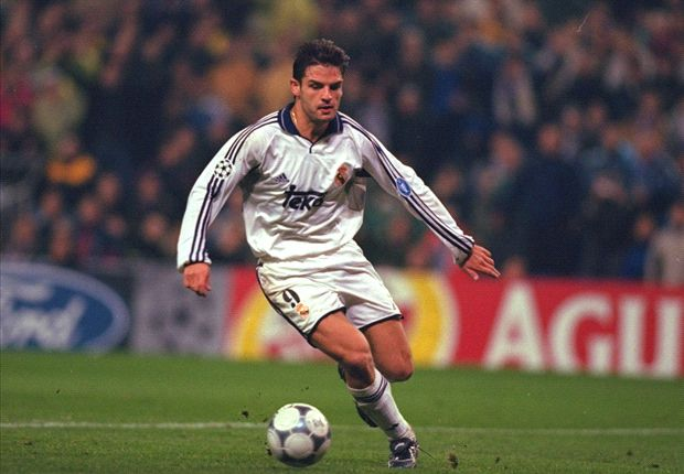 How former Real Madrid star Fernando Morientes almost joined Barcelona