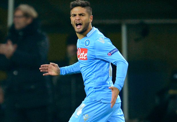 Insigne: Anything is possible for Napoli